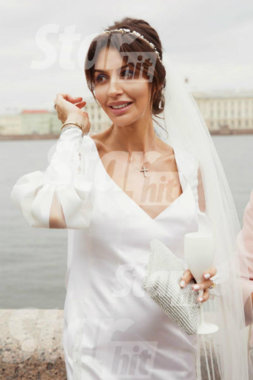 свадьба аршавина и алисы фото этот светлый