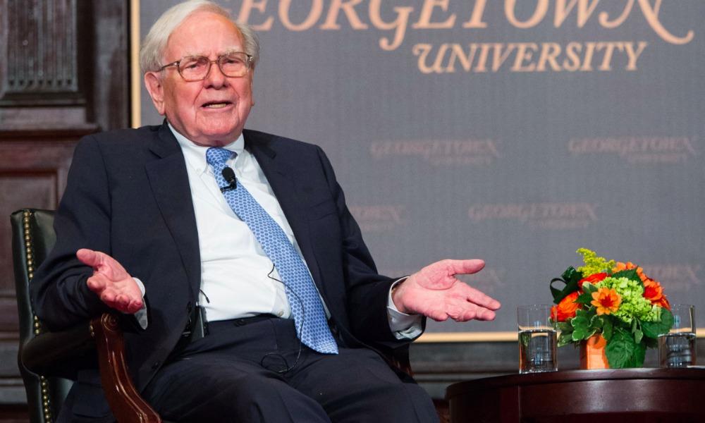 Американский бизнесмен Баффетт всего за один день лишился 1,4 миллиарда долларов