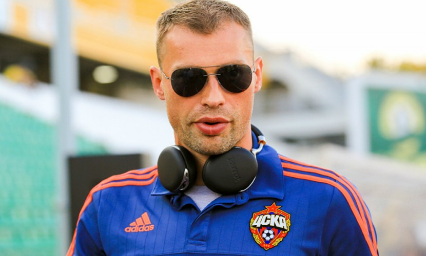 Капитан государственной сборной пофутболу Березуцкий назвал РФ неспортивной страной
