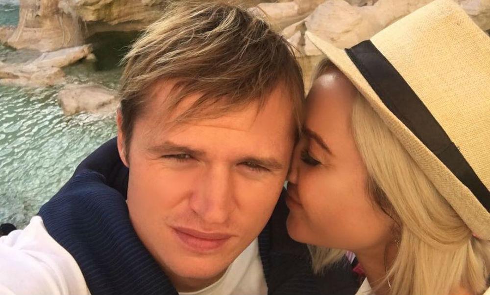 Ольга Бузова показала «няшное» фото с мужем и «морожком» в любимом месте Рима