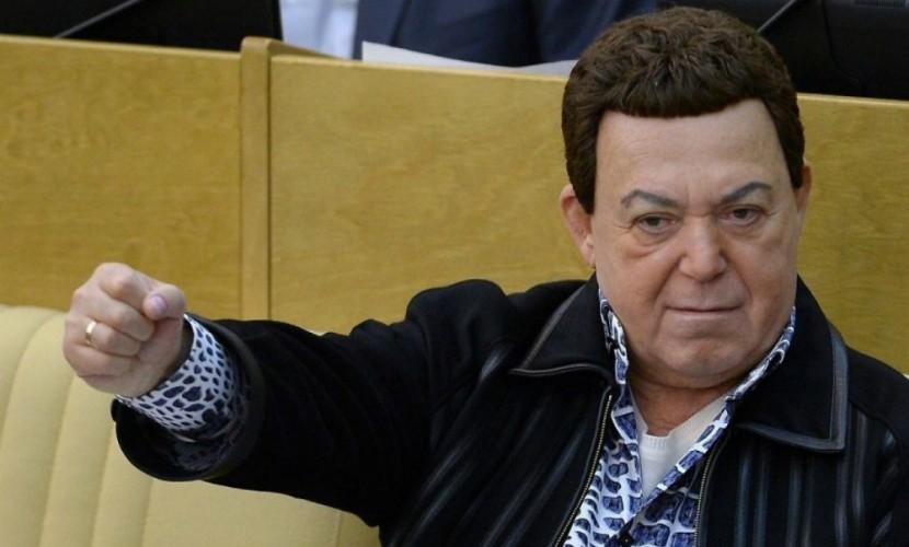 Депутат Иосиф Кобзон решил передать мандат