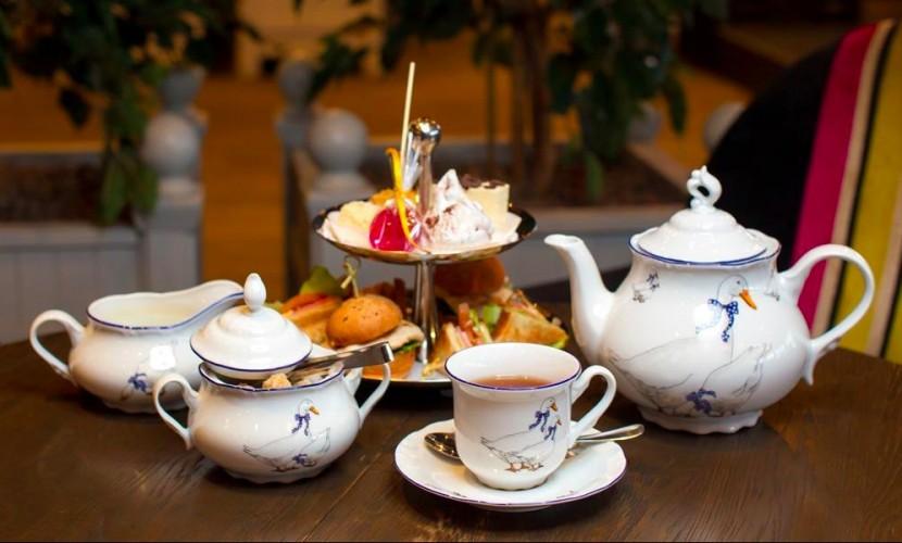 Cочинскую чайную фабрику приняли в Британскую гильдию за ее