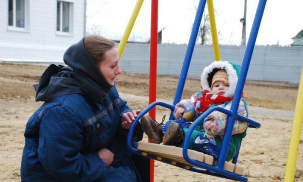 В правительстве пообещали через 5 лет обеспечить проживание с детьми всем женщинам-заключенным России