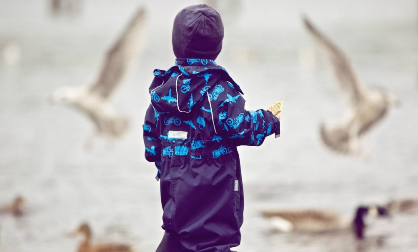 ВТуве пропал 3-х летний ребенок