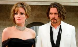 Сближение Анджелины Джоли и Джонни Деппа заинтересовало американских журналистов