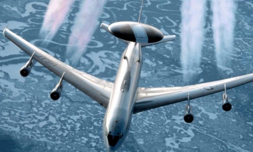Военный самолет-разведчик вплотную приблизился крубежам Калининградской области