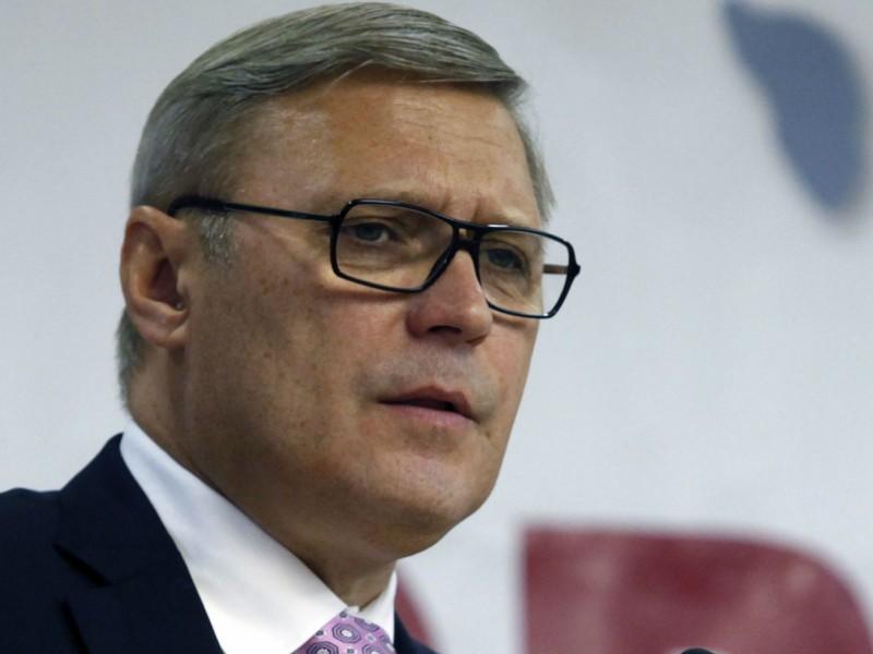 Члены ПАРНАСа решили свергнуть Касьянова за провал выборов и союз с националистами