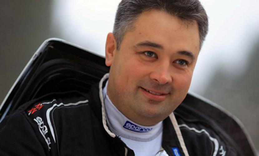 Пилот раллийного автомобиля умер впроцессе гоночных тестов