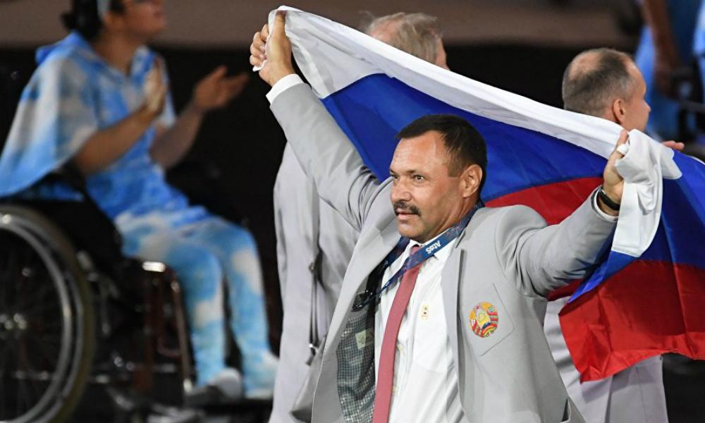 Наказанный за флаг России Андрей Фомочкин рассказал об отсутствии сожаления за свой поступок