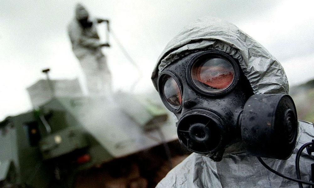 Украинские военные готовы применить химоружие в Донбассе