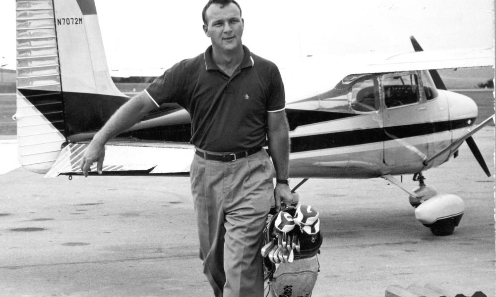 «Король гольфа» Арнольд Палмер скончался в США