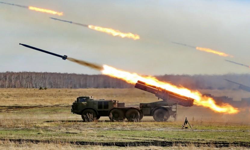 Сирийские боевики получили из-за рубежа новые ракеты для «Градов»