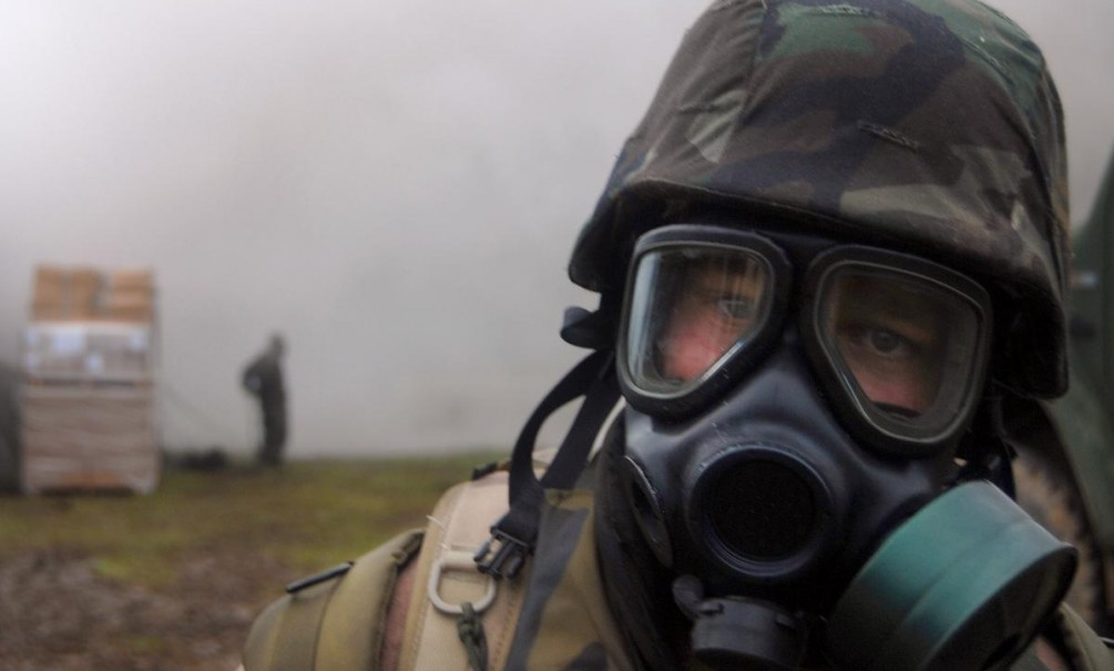 ИГИЛ применило химическое оружие против антитеррористической коалиции в Ираке