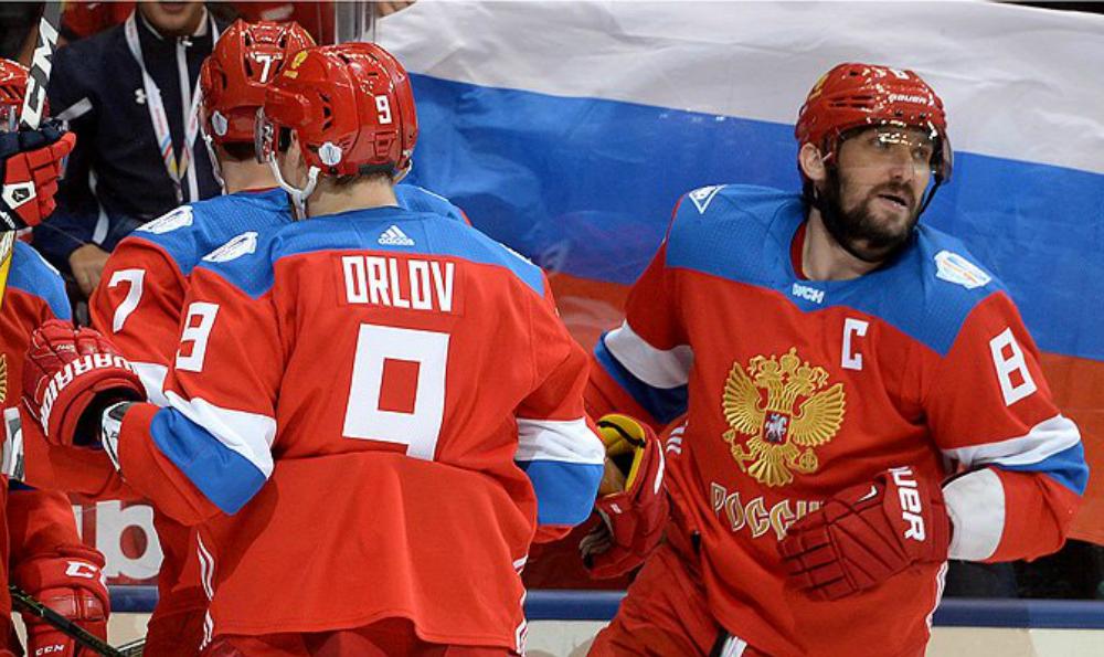 Сборная России феерически «порвала» команду Финляндии на Кубке мира по хоккею в Торонто