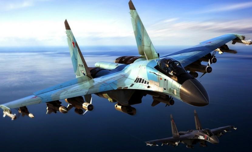 Российская Федерация работает над самолетом слазерным оружием