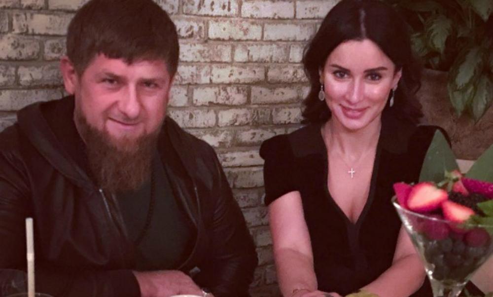 Тина Канделаки оценила новую форму похудевшего и «цветущего» Рамзана Кадырова
