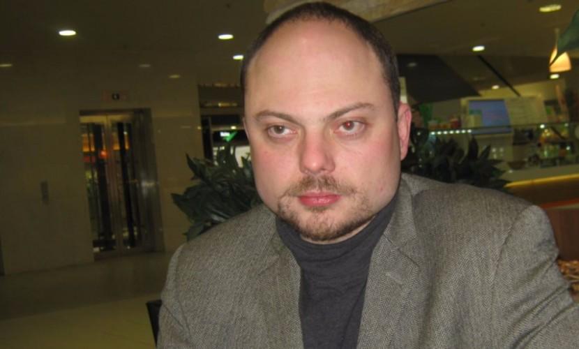 Наодного излидеров «Парнаса» Владимира Кара-Мурзу напали вНижнем Новгороде