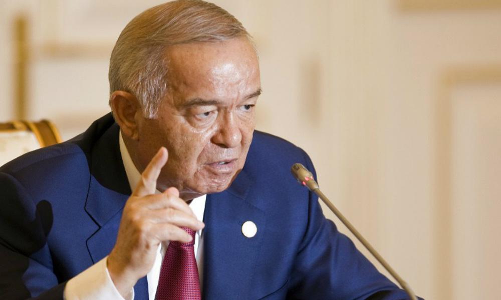Тысячи жителей Ташкента вышли на улицы проводить в последний путь Ислама Каримова