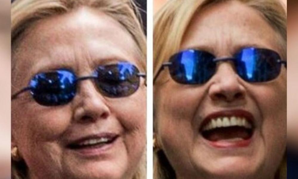Двойник Клинтон рассказала правду о своем участии в предвыборных мероприятиях