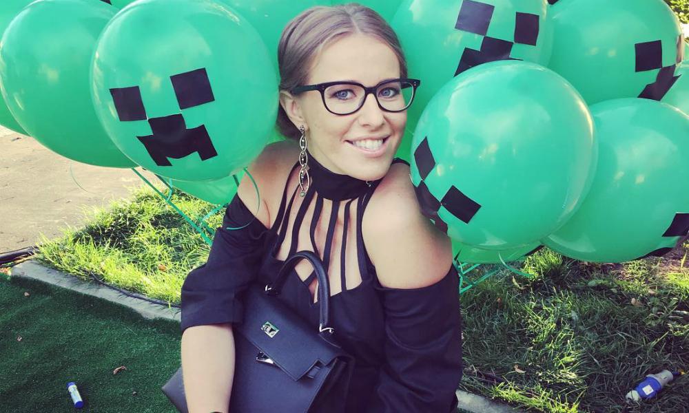 Ксения Собчак выбрала для рождения первенца звездный госпиталь