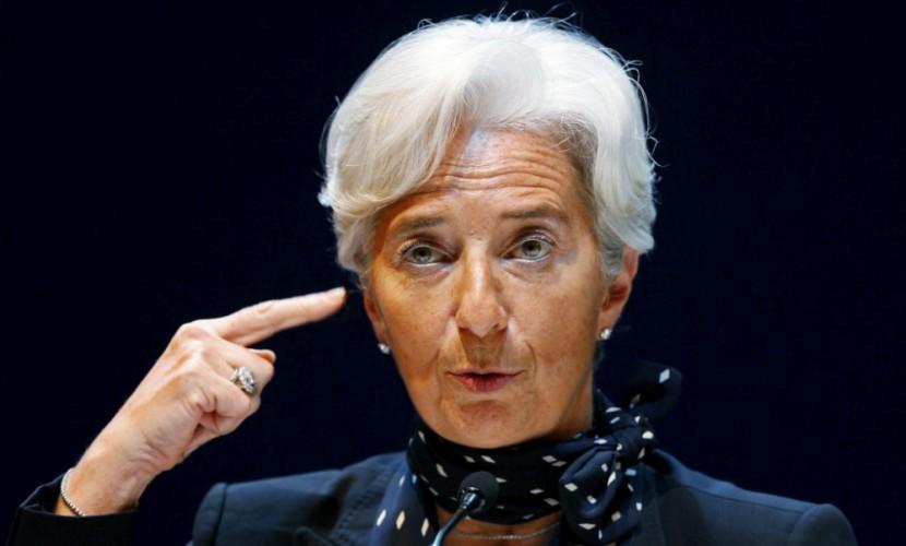 Руководитель МВФ увидела признаки восстановления экономики государства Украины