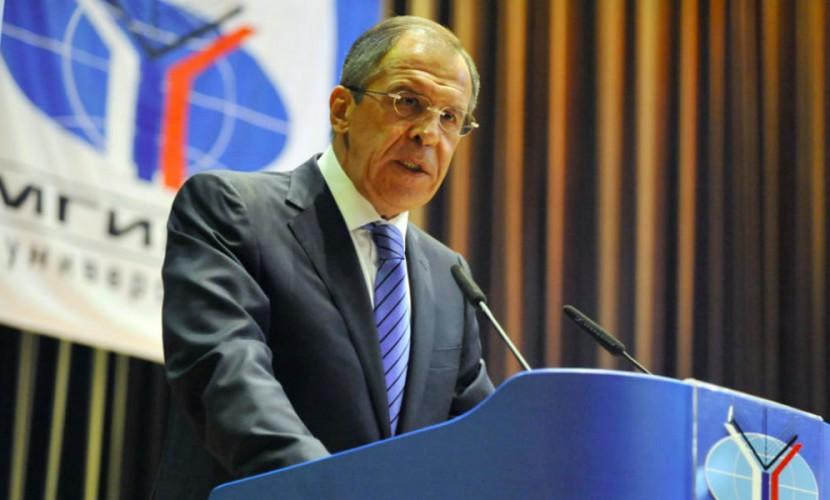 Лавров: Российская Федерация невыбирает между Европой иАзией