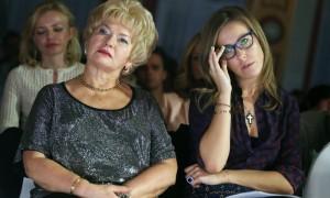 Мать Ксении Собчак вернула себе место в Совете Федерации