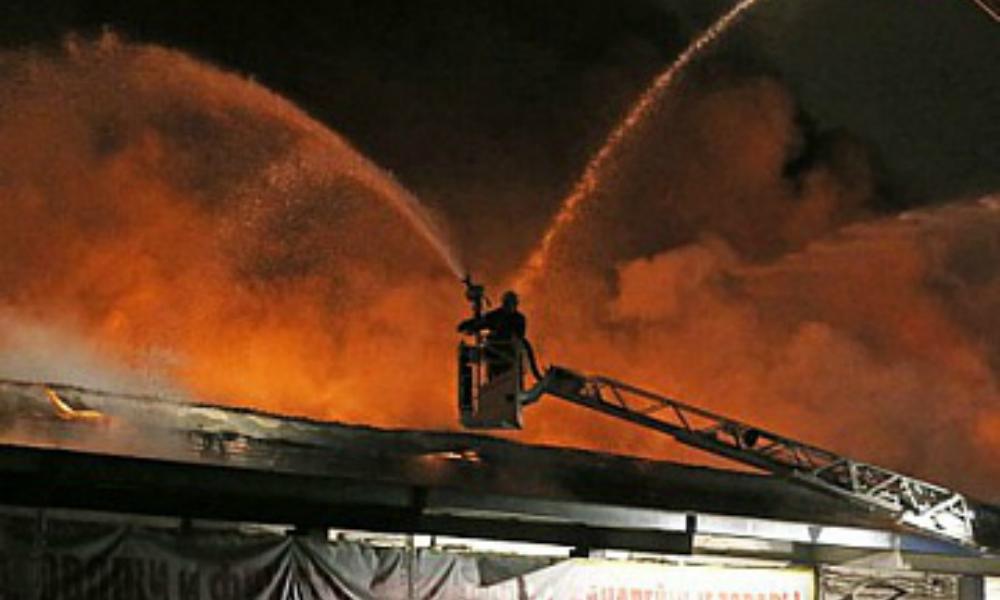 Все пропавшие при пожаре сотрудники МЧС погибли: под завалами найдены восемь тел