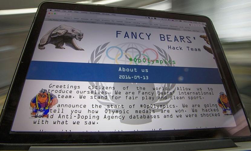 Хакеры Fancy Bears обнародовали имена еще 11 принимающих допинг спортсменов-олимпийцев