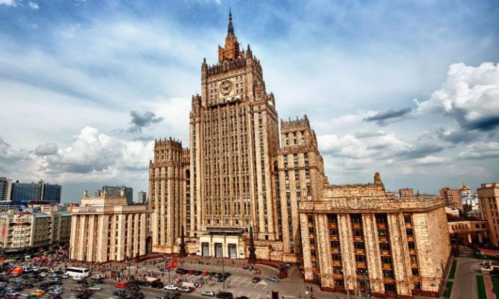 Заявление шведского генерала о «российской угрозе» вызвало вопросы в МИД РФ