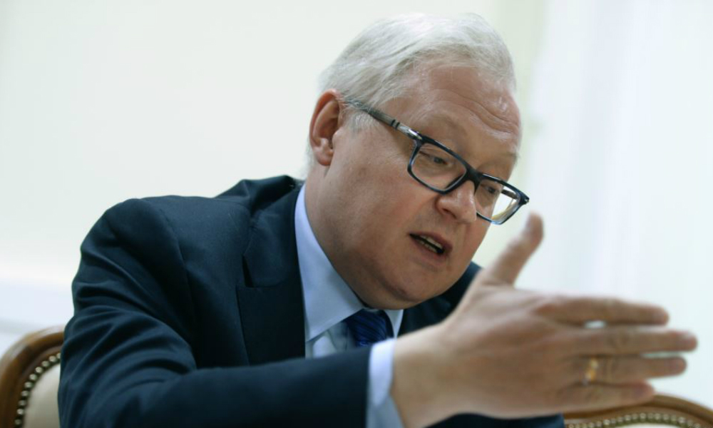 МИД России расценил заявление США о приостановке работы с Москвой по Сирии как шантаж
