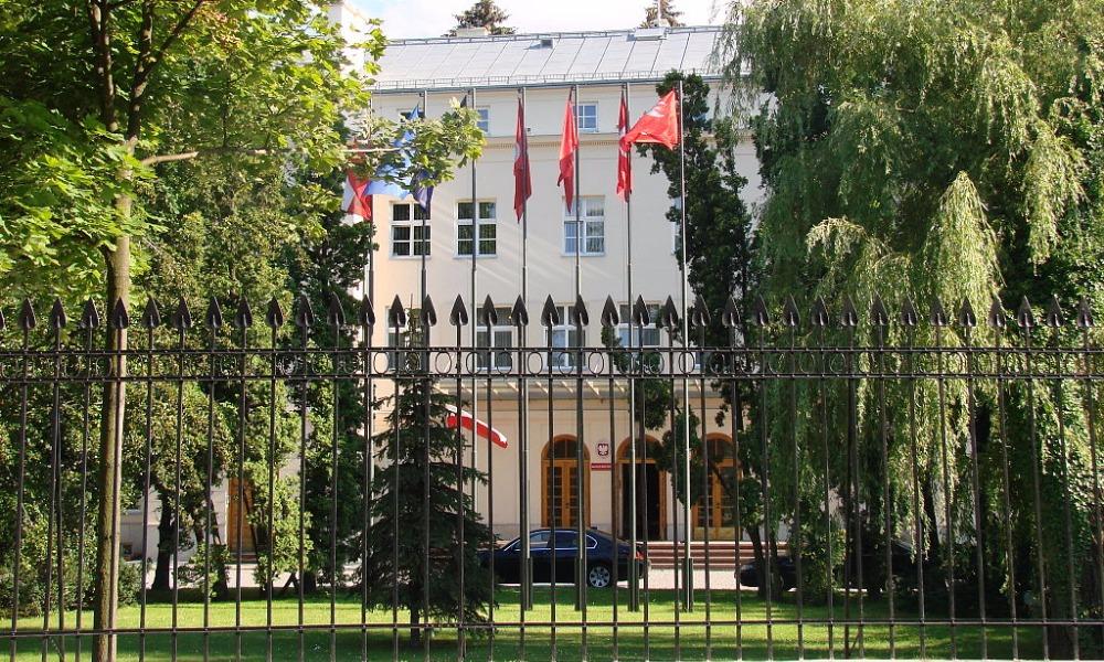 Россиянина задержали в Польше за запуск беспилотника возле здания министерства обороны