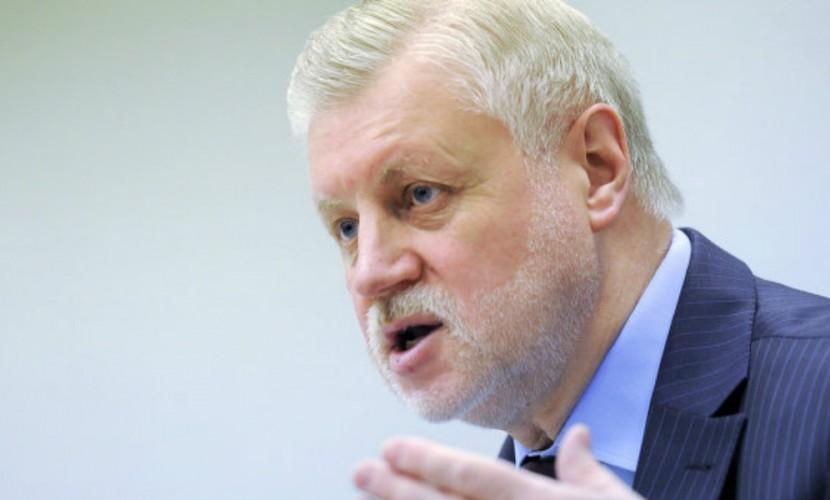 Миронов связал результат ЛДПР навыборах сжеланием голосовать против всех