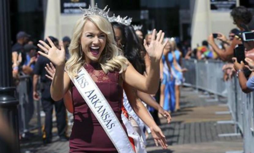 Победительница конкурса «Мисс Америка» призвала Трампа иКлинтон ккомпромиссам