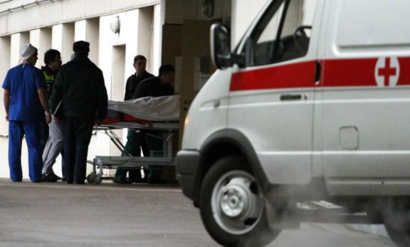 Наюге столицы впожаре мужчина сорвался с11 этажа