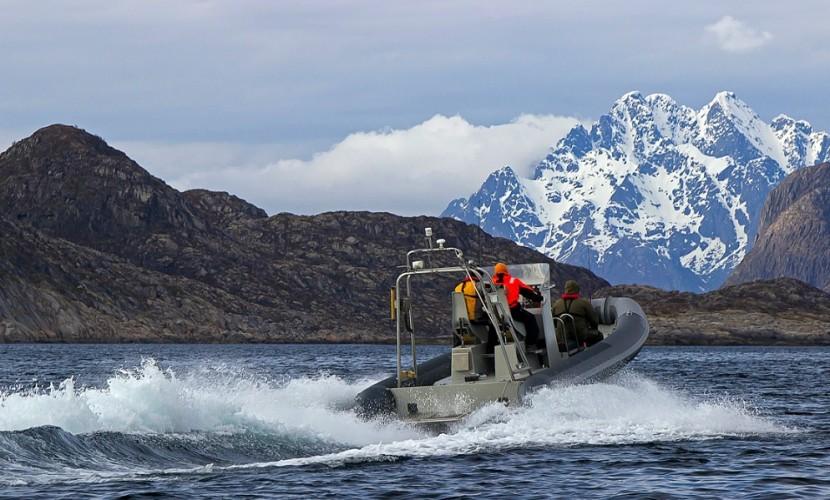 Российский турист-рыбак умер после трехчасового пребывания в холодных водах Норвежского моря