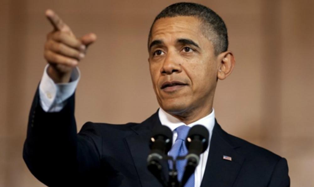Обама попросил Россию дать США развернуться в Сирии