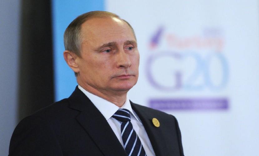 Действия ВКСРФ спасли государственность вСирии— Путин