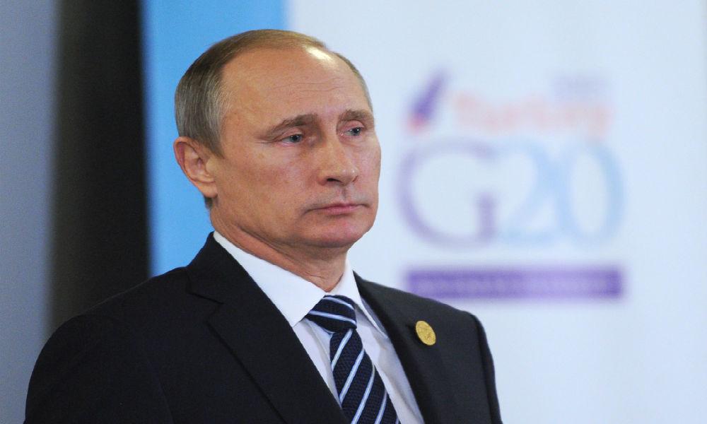 Владимир Путин призвал решать конфликт в Сирии исключительно политическим путем