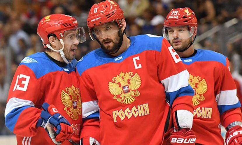 Готовлюсь кматчу сСеверной Америкой U23— Бобровский