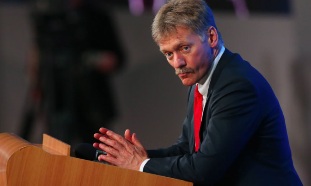 Песков назвал план действий России в случае подачи исков по Крыму от Украины