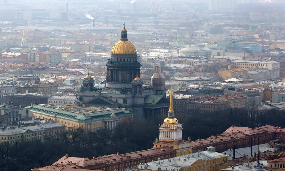 Санкт-Петербург поставил новый рекорд и стал обладателем
