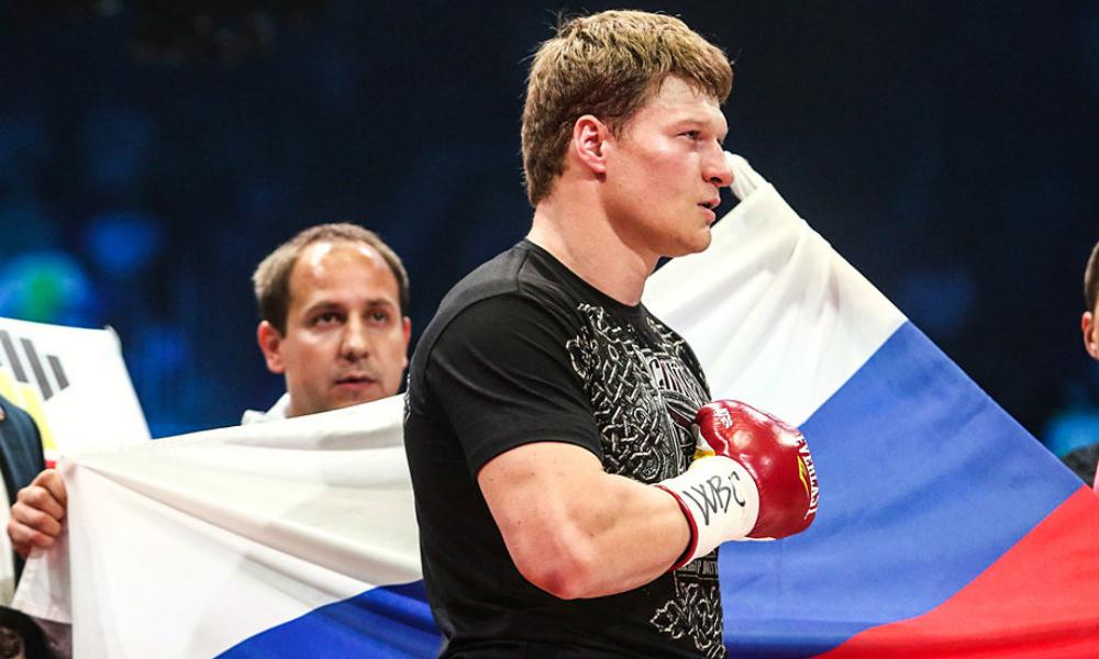 Александр Поветкин заявил о готовности победить «единственного соперника» Владимира Кличко