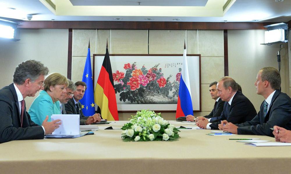 Путин, Олланд и Меркель отказались от совместной встречи на саммите G20