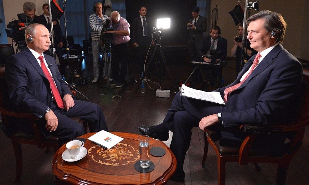 Путин объяснил падение рейтинга «Единой России» активностью оппозиции