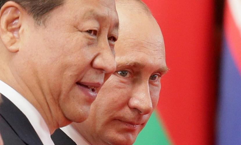 Владимир Путин привез Си Цзиньпину целую коробку «недоступного» российского мороженого