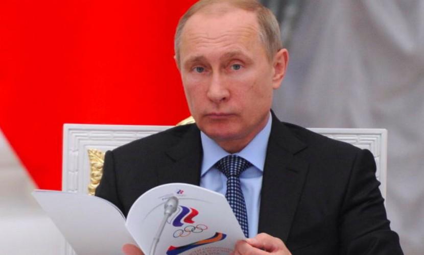 «Возникает очень много вопросов»: Путин прокомментировал допинг-разоблачения хакеров