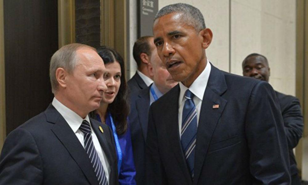 Обама раскрыл подробности «открытой и честной» встречи с Путиным в Китае