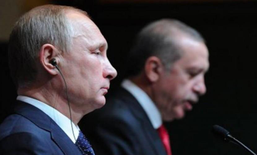 Путин напомнил Турции о изучении убийства пилота Су