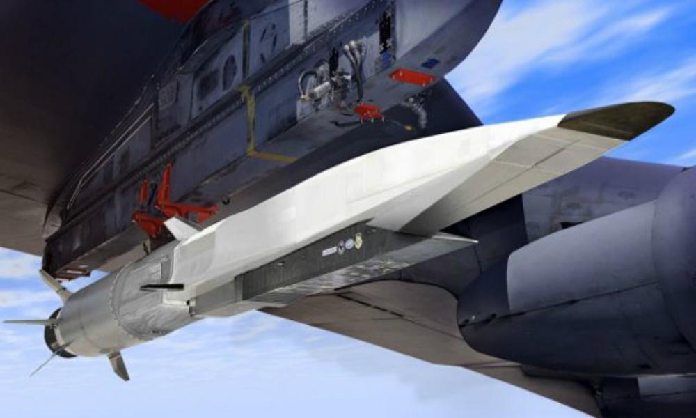 Российские специалисты начали разработку гиперзвукового оружия для армии
